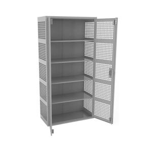 Шкаф сетчатый (решетчатый) 2000/1000/500