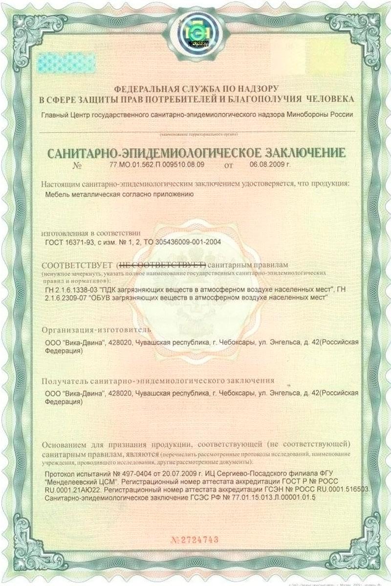 sertifikat SEZ