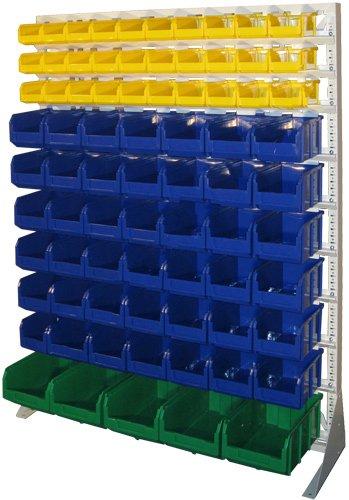 Стационарная система хранения двусторонняя 1500х1150. Комплектация С1-03-06-01