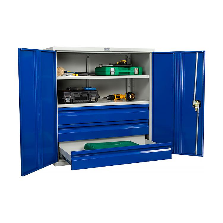 ТС шкаф инструментальный ТС-1095 с комплектацией