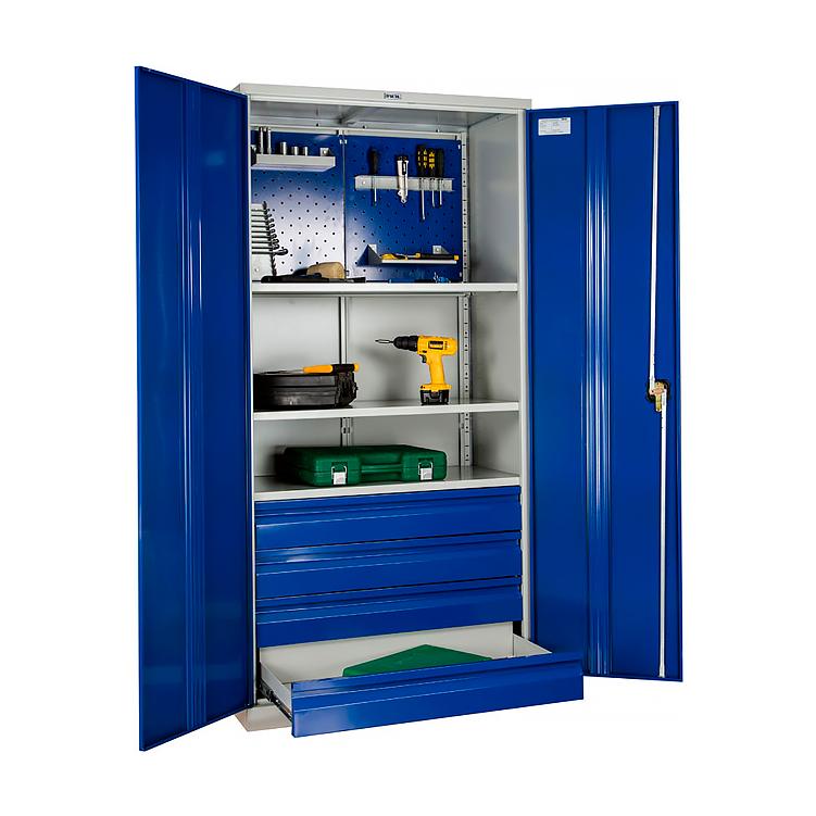 ТС шкаф инструментальный ТС-1995 с комплектацией