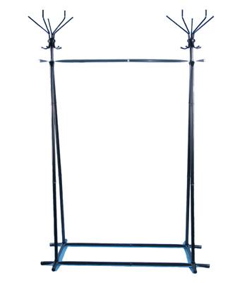 Вешалка групповая АЛЛА 1300 ПК хром