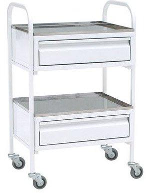 Стол манипуляционный с двумя ящиками