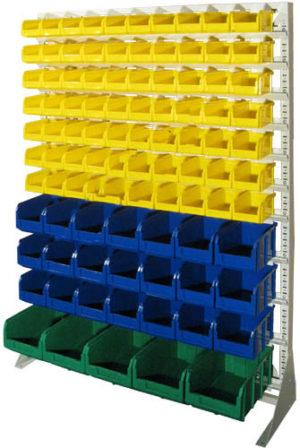 Стационарная система хранения односторонняя 1500х1150. Комплектация С1-07-03-01