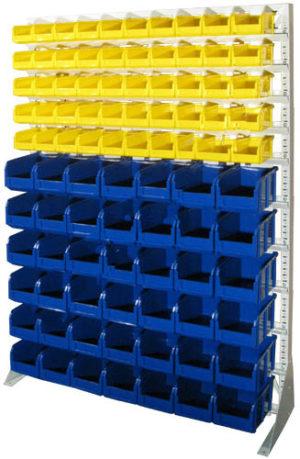 Стационарная система хранения односторонняя 1500х1150. Комплектация С1-05-06-00
