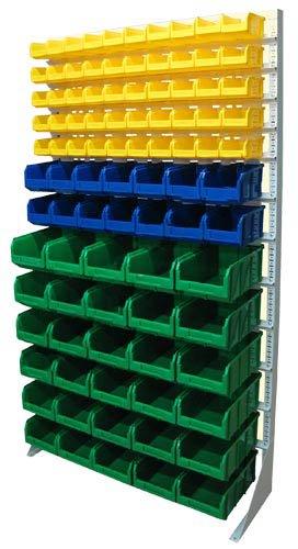 Стационарная система хранения односторонняя 2000х1150. Комплектация В1-05-02-06